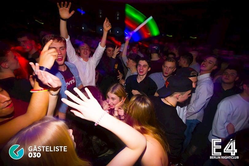 Partyfoto #89 E4 Berlin vom 10.03.2017