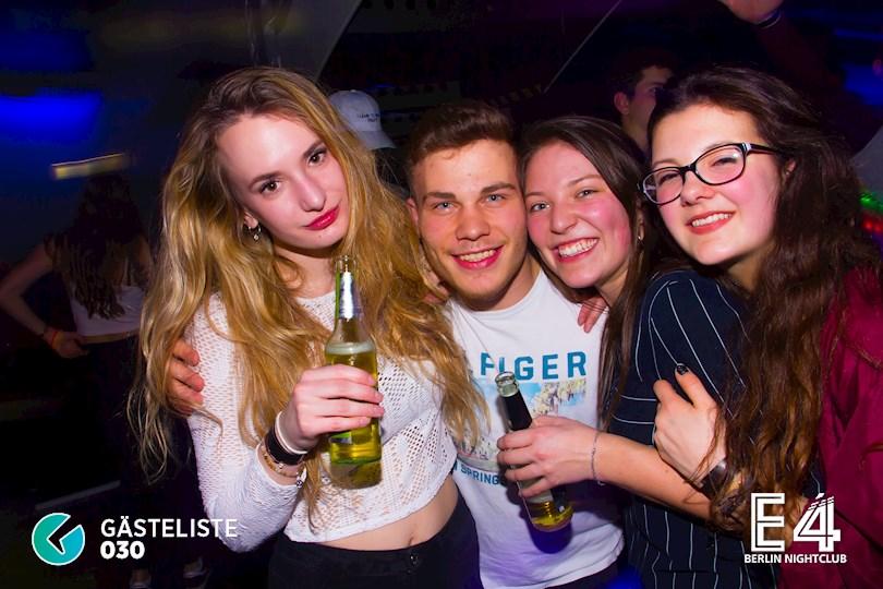 Partyfoto #46 E4 Berlin vom 10.03.2017