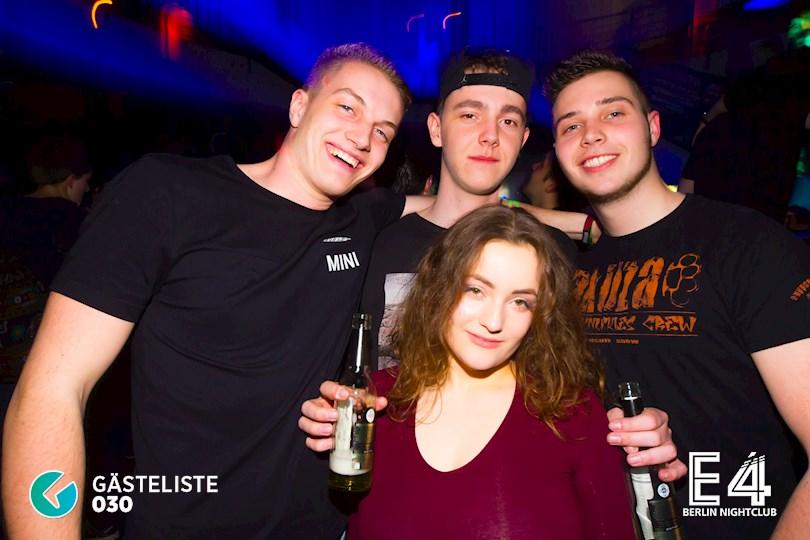Partyfoto #83 E4 Berlin vom 10.03.2017