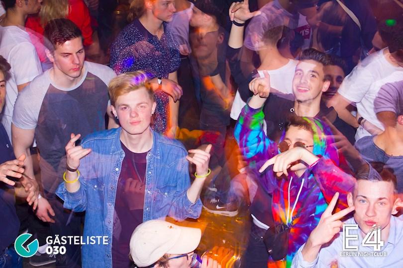 Partyfoto #15 E4 Berlin vom 10.03.2017