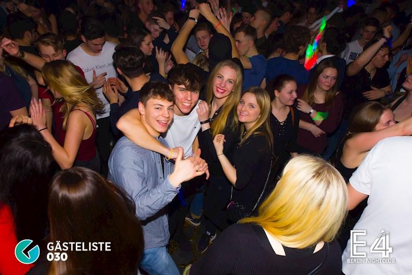 Partyfoto #29 E4 Berlin vom 10.03.2017
