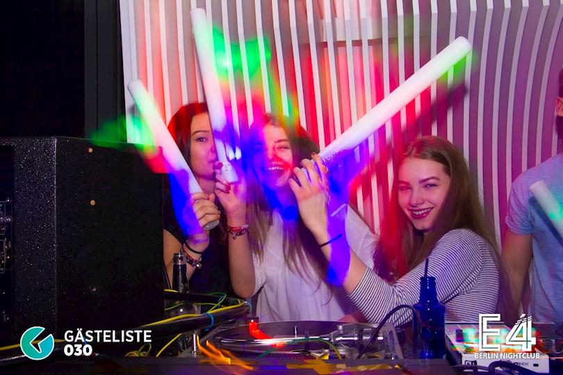 Partyfoto #4 E4 Berlin vom 10.03.2017