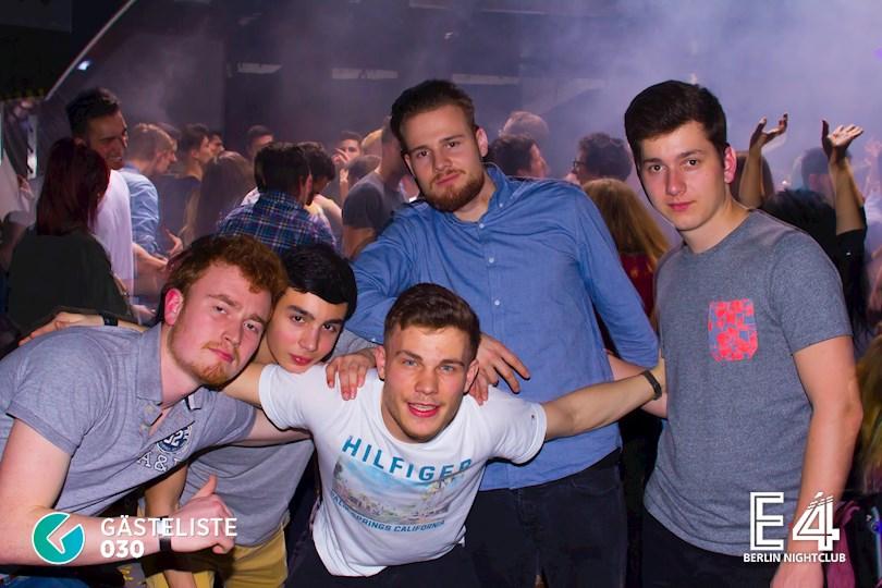 Partyfoto #21 E4 Berlin vom 10.03.2017