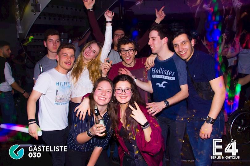 Partyfoto #108 E4 Berlin vom 10.03.2017