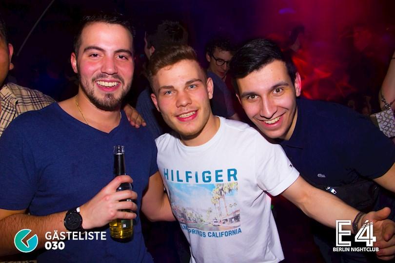 Partyfoto #130 E4 Berlin vom 10.03.2017
