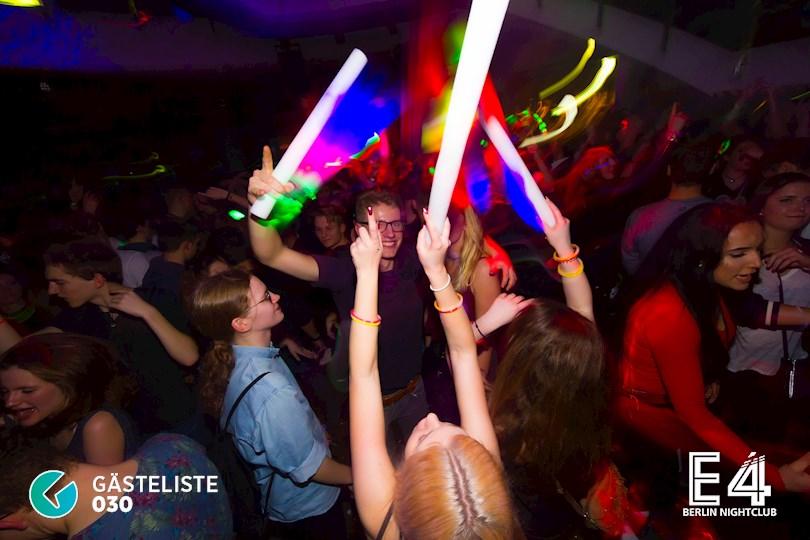 Partyfoto #7 E4 Berlin vom 10.03.2017