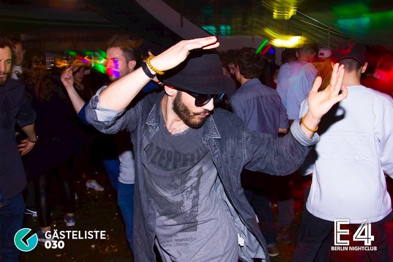 Partyfoto #31 E4 Berlin vom 10.03.2017
