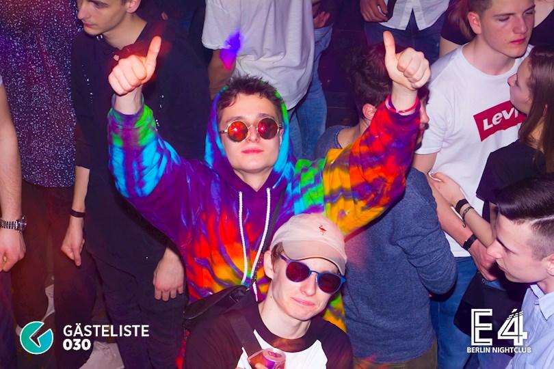 Partyfoto #52 E4 Berlin vom 10.03.2017