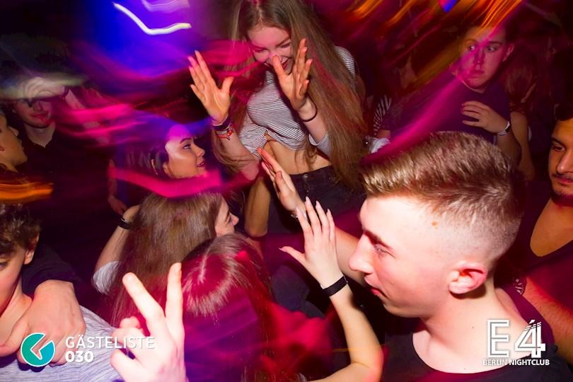 Partyfoto #14 E4 Berlin vom 10.03.2017