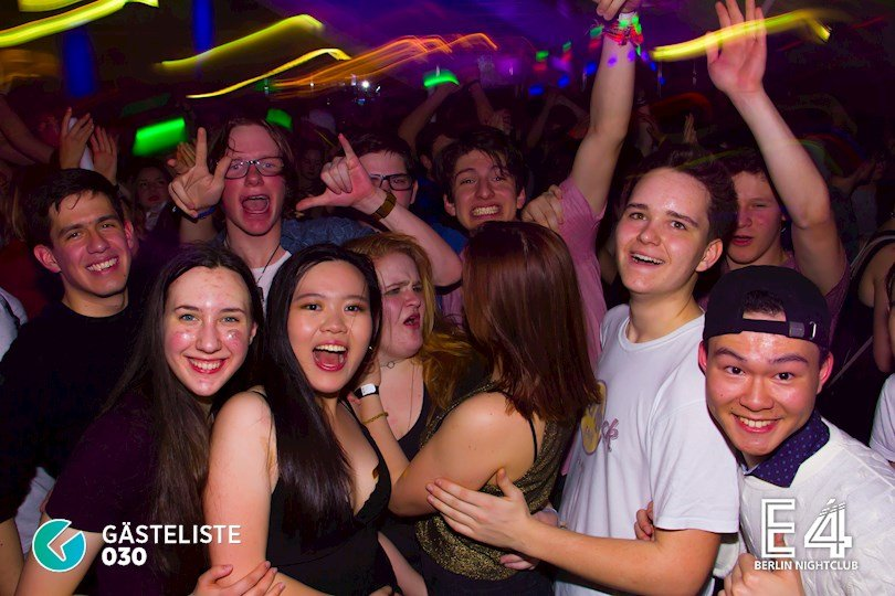 Partyfoto #48 E4 Berlin vom 10.03.2017