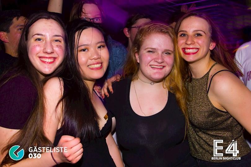 Partyfoto #50 E4 Berlin vom 10.03.2017