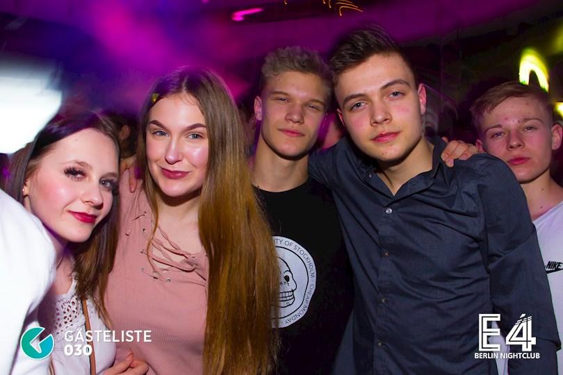 Partyfoto #64 E4 Berlin vom 10.03.2017