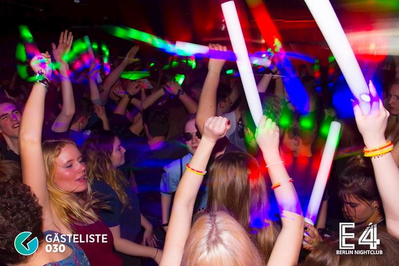 Partyfoto #41 E4 Berlin vom 10.03.2017