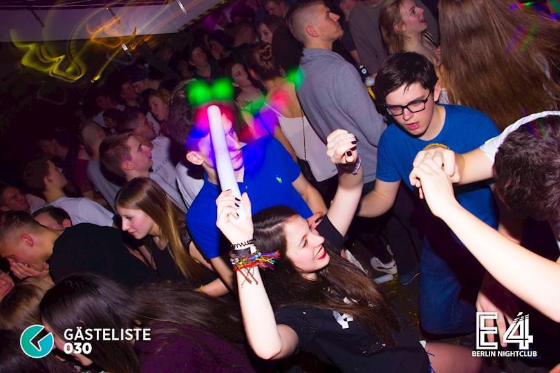 Partyfoto #57 E4 Berlin vom 10.03.2017