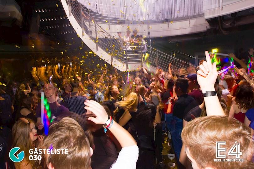 Partyfoto #1 E4 Berlin vom 10.03.2017