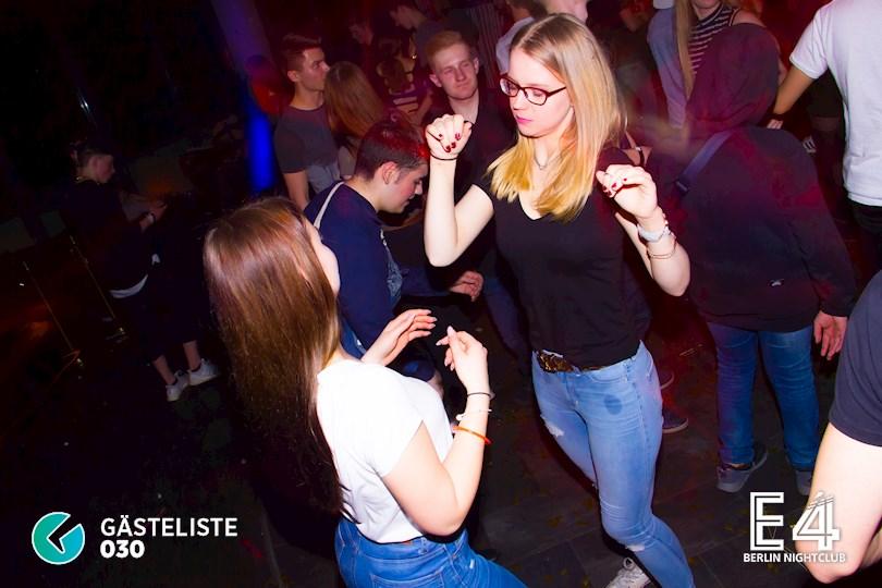 Partyfoto #54 E4 Berlin vom 10.03.2017