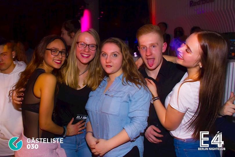 Partyfoto #135 E4 Berlin vom 10.03.2017