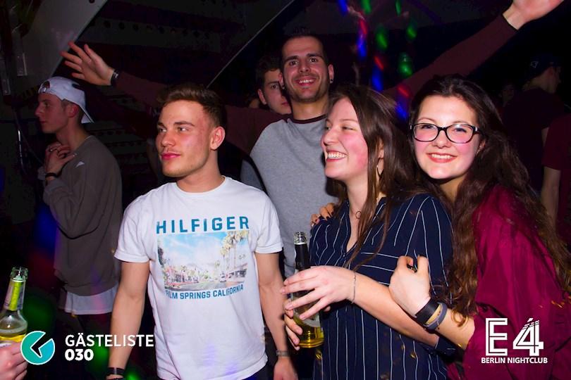 Partyfoto #90 E4 Berlin vom 10.03.2017