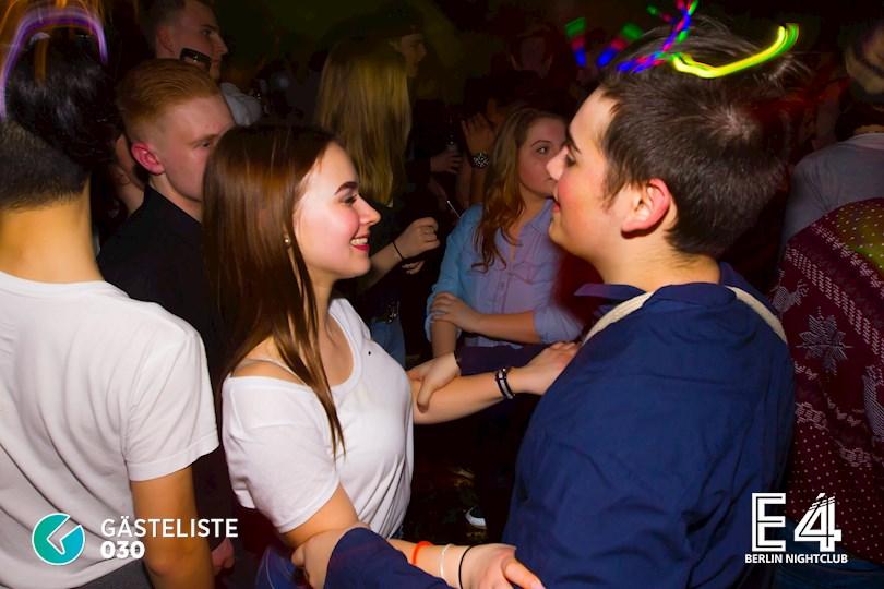 Partyfoto #9 E4 Berlin vom 10.03.2017