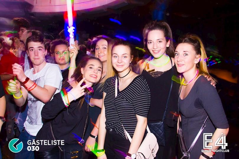 Partyfoto #74 E4 Berlin vom 10.03.2017