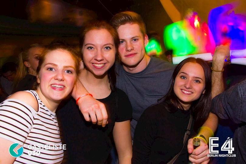 Partyfoto #26 E4 Berlin vom 10.03.2017