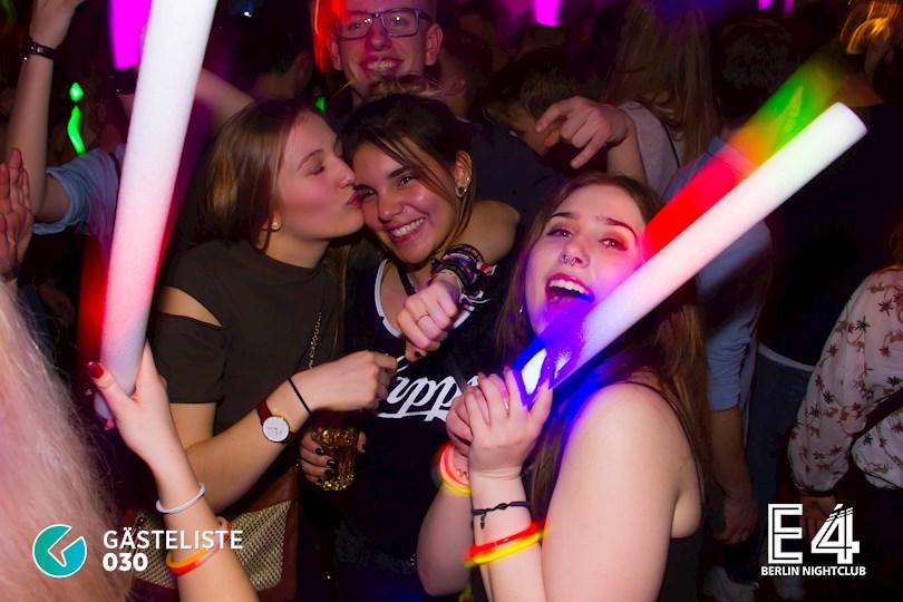 Partyfoto #97 E4 Berlin vom 10.03.2017