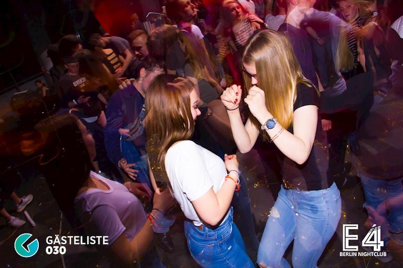 Partyfoto #73 E4 Berlin vom 10.03.2017