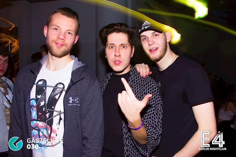 Partyfoto #25 E4 Berlin vom 10.03.2017