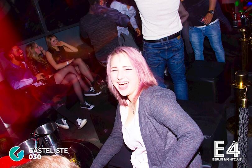 Partyfoto #62 E4 Berlin vom 10.03.2017