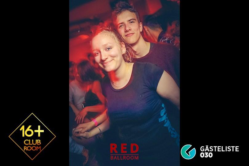 Beliebtes Partyfoto #8 aus dem Red Ballroom Club Berlin