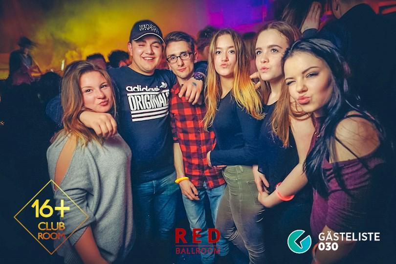 Beliebtes Partyfoto #4 aus dem Red Ballroom Club Berlin