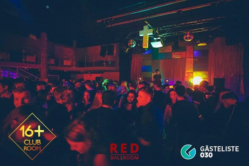 Beliebtes Partyfoto #6 aus dem Red Ballroom Club Berlin