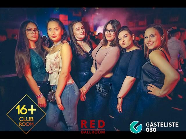 Partypics Red Ballroom 21.04.2017 Club Room | Drunken Friday