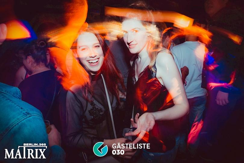https://www.gaesteliste030.de/Partyfoto #11 Matrix Berlin vom 19.04.2017