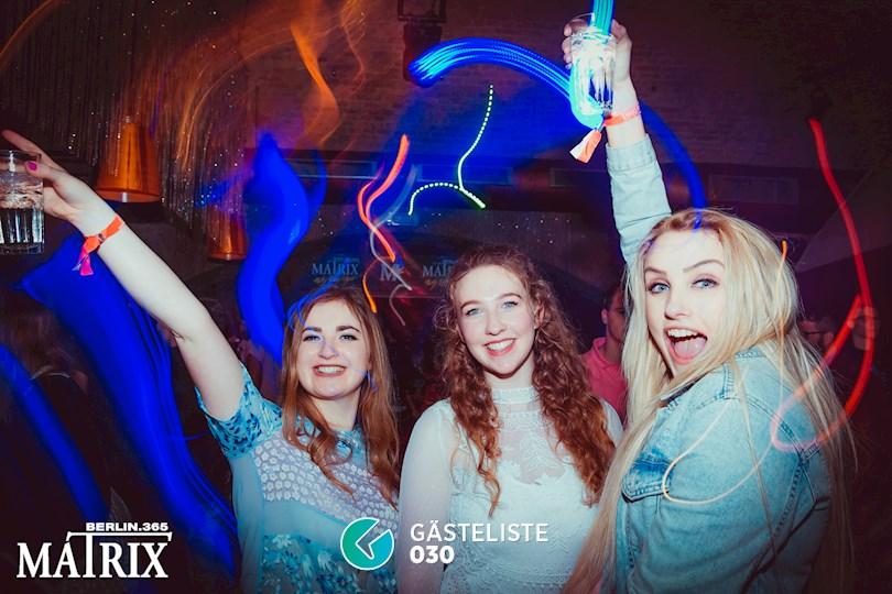 https://www.gaesteliste030.de/Partyfoto #51 Matrix Berlin vom 19.04.2017