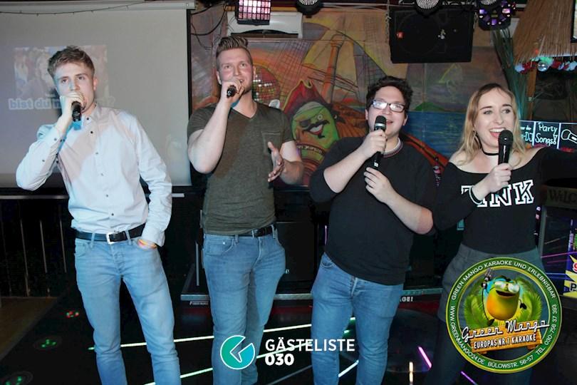 https://www.gaesteliste030.de/Partyfoto #16 Green Mango Berlin vom 22.04.2017