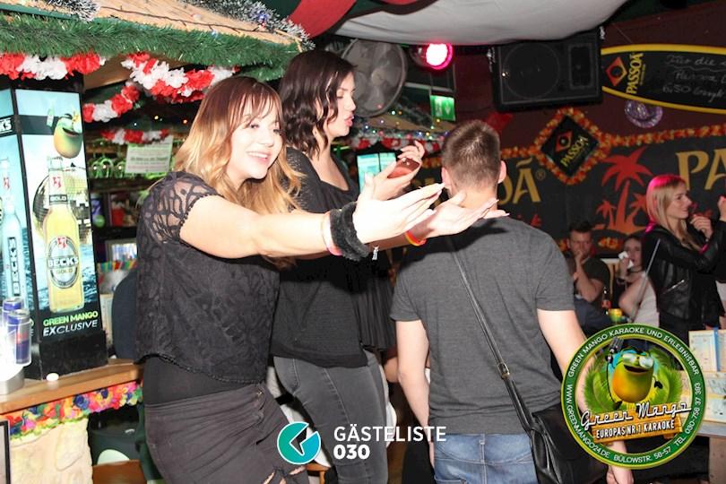 https://www.gaesteliste030.de/Partyfoto #157 Green Mango Berlin vom 22.04.2017
