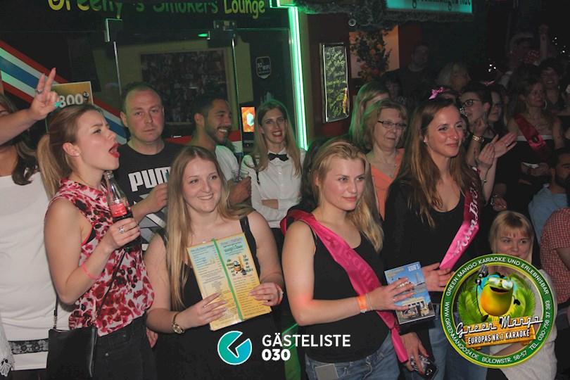 https://www.gaesteliste030.de/Partyfoto #101 Green Mango Berlin vom 22.04.2017