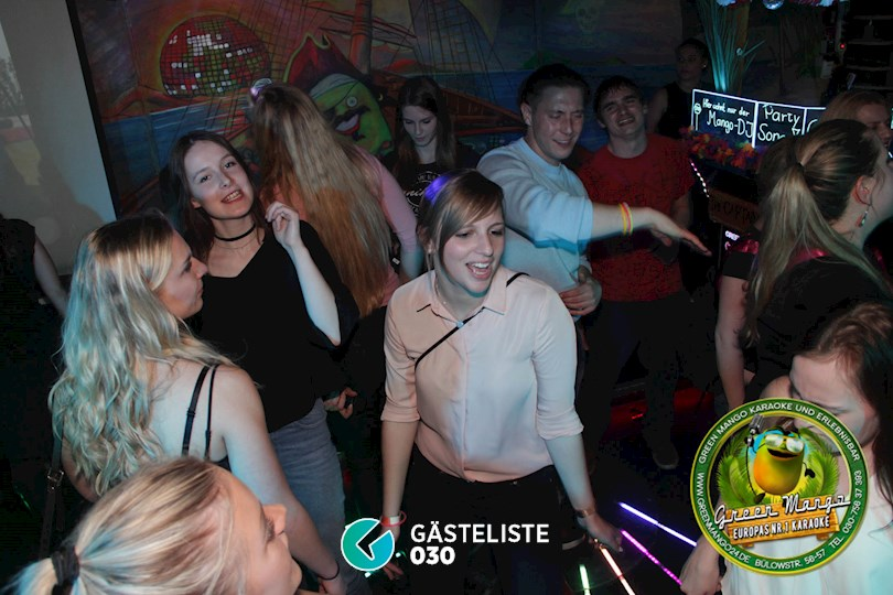 https://www.gaesteliste030.de/Partyfoto #133 Green Mango Berlin vom 22.04.2017