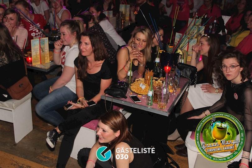https://www.gaesteliste030.de/Partyfoto #100 Green Mango Berlin vom 22.04.2017