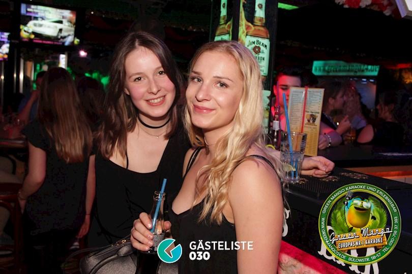 https://www.gaesteliste030.de/Partyfoto #172 Green Mango Berlin vom 22.04.2017