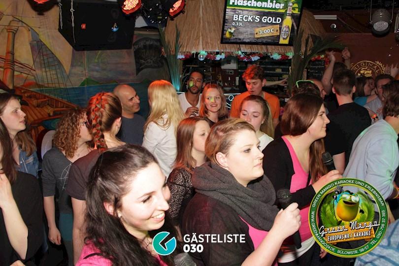https://www.gaesteliste030.de/Partyfoto #161 Green Mango Berlin vom 22.04.2017