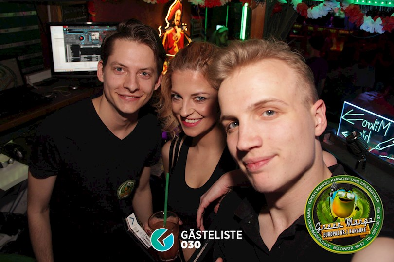 https://www.gaesteliste030.de/Partyfoto #24 Green Mango Berlin vom 22.04.2017