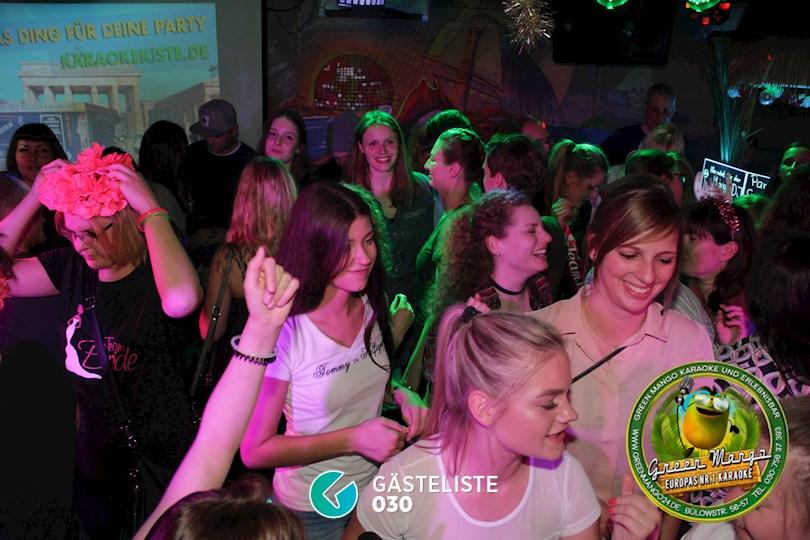 https://www.gaesteliste030.de/Partyfoto #140 Green Mango Berlin vom 22.04.2017