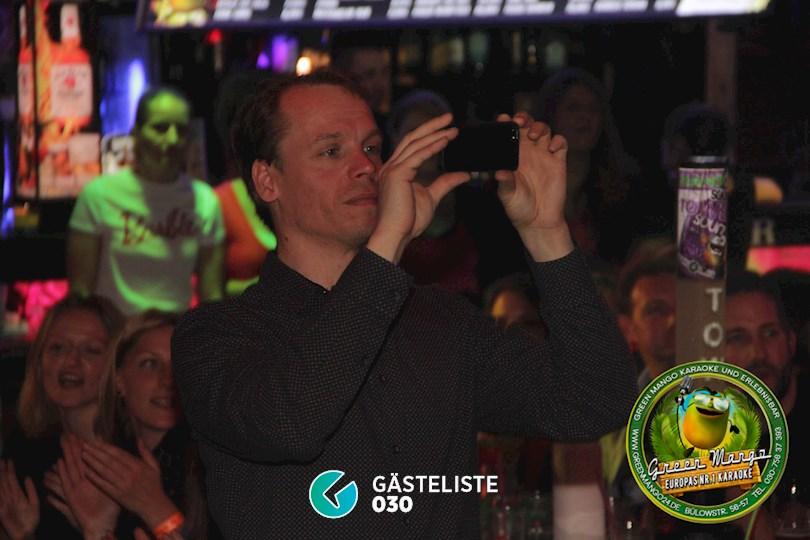 https://www.gaesteliste030.de/Partyfoto #32 Green Mango Berlin vom 22.04.2017