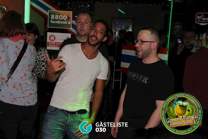 https://www.gaesteliste030.de/Partyfoto #213 Green Mango Berlin vom 22.04.2017