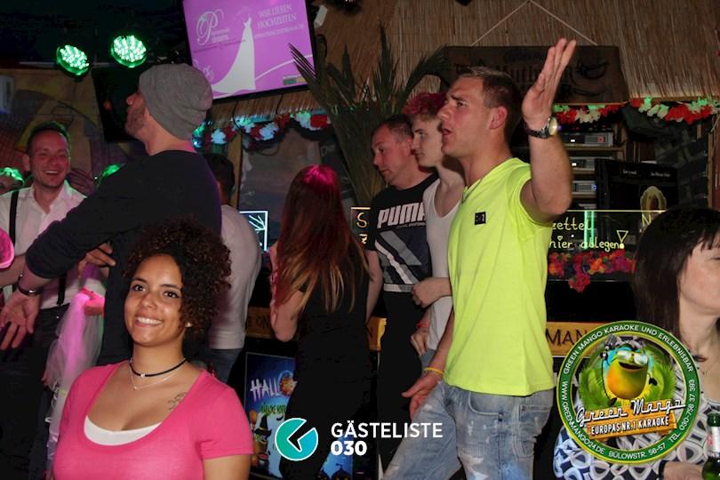 https://www.gaesteliste030.de/Partyfoto #181 Green Mango Berlin vom 22.04.2017