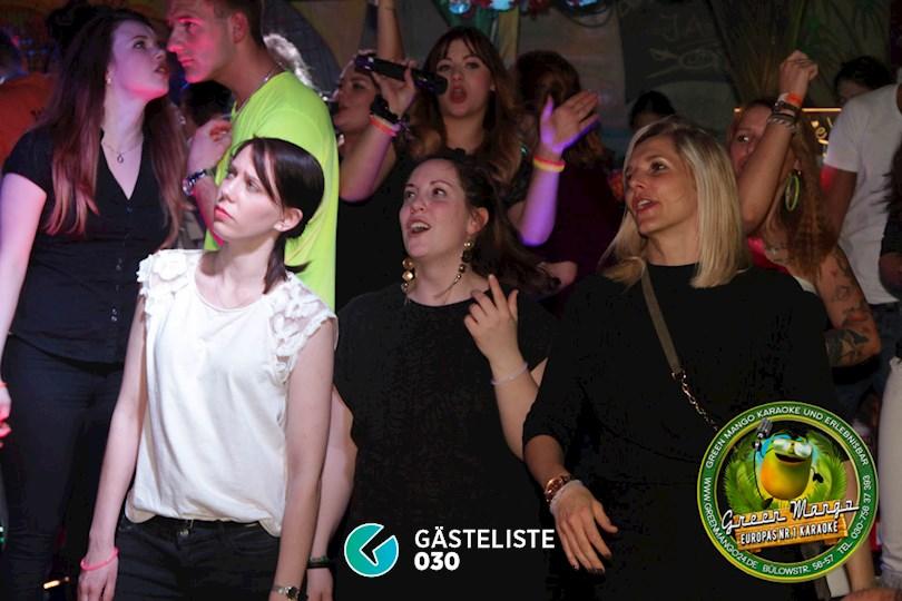https://www.gaesteliste030.de/Partyfoto #152 Green Mango Berlin vom 22.04.2017