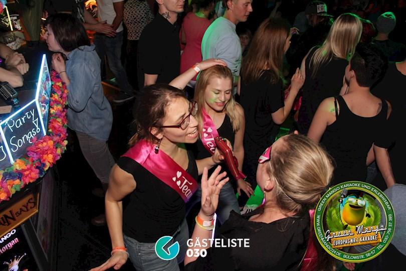 https://www.gaesteliste030.de/Partyfoto #176 Green Mango Berlin vom 22.04.2017