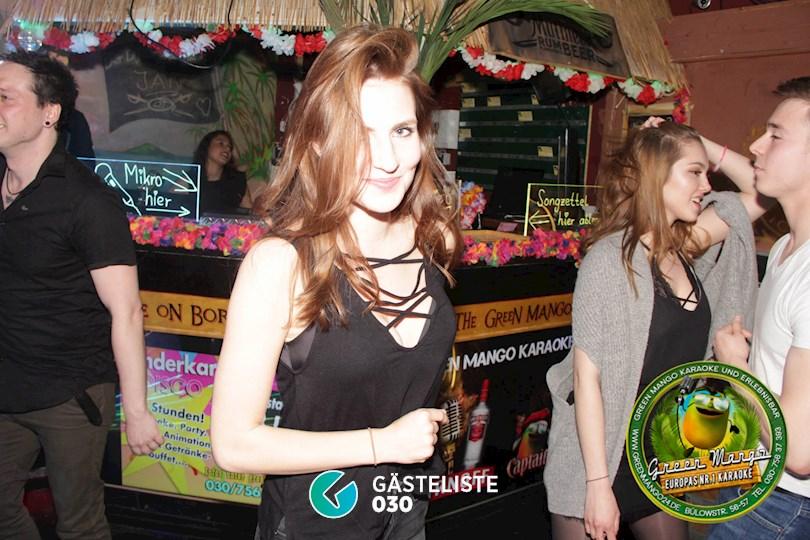 https://www.gaesteliste030.de/Partyfoto #110 Green Mango Berlin vom 22.04.2017